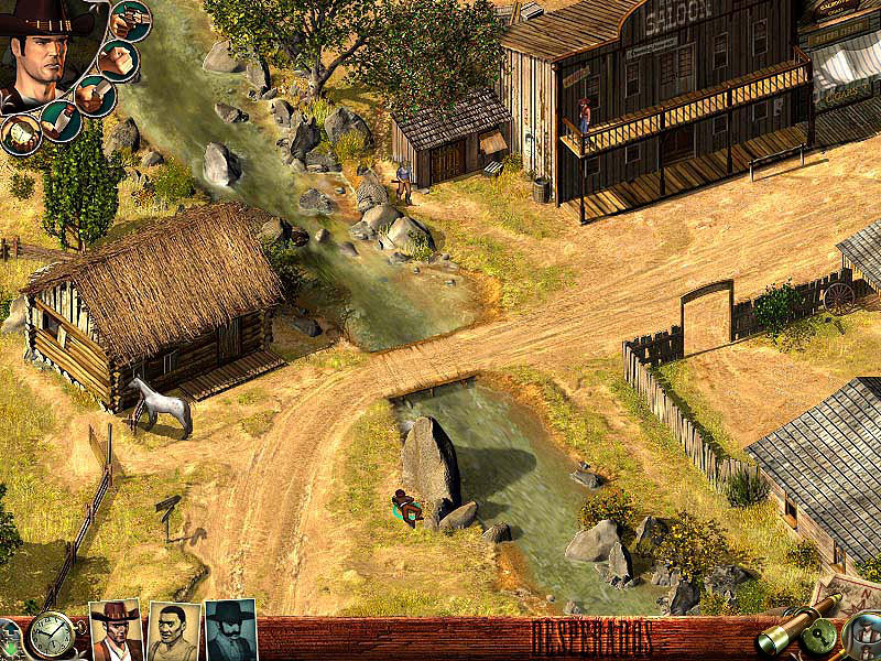 Desperados: wanted dead or alive mobile game review:android.