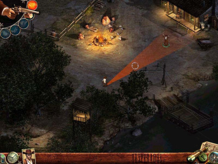 Screenshot of Desperados - Wanted Dead or Alive