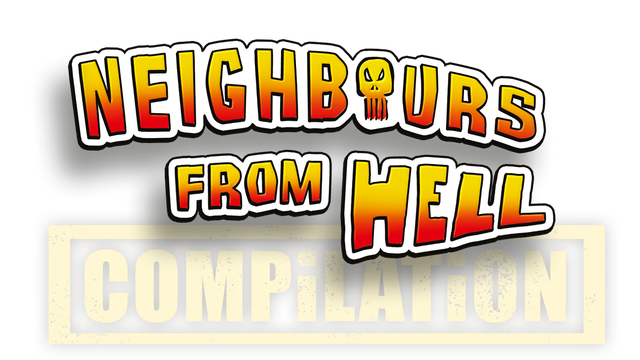 Neighbours from Hell Compilation logo