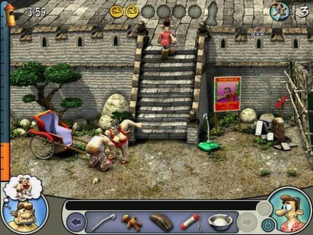 Screenshot of Neighbours from Hell