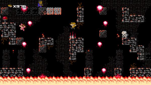 Screenshot of 1001 Spikes