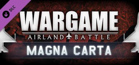 Wargame: AirLand Battle - Magna Carta DLC
