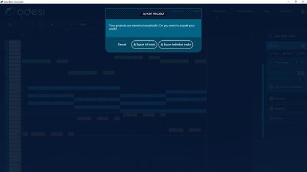 скриншот Odesi Music Composition 5