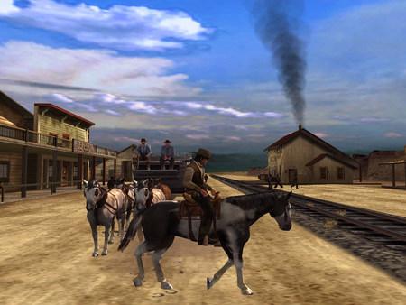 Скриншот из GUN™