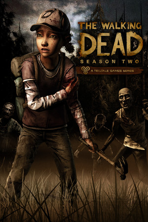 The Walking Dead: Season Two poster image on Steam Backlog