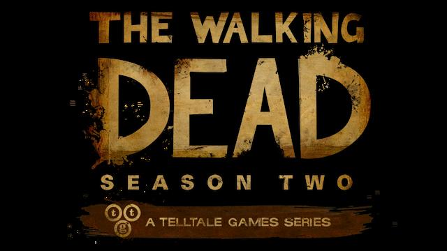 The Walking Dead: Season Two logo