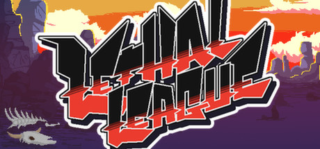 Lethal League cover art