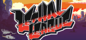 Lethal League cover art