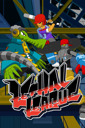Lethal League poster image on Steam Backlog