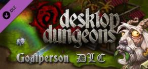 Desktop Dungeons Goatperson DLC cover art