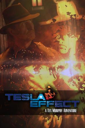 Tesla Effect: A Tex Murphy Adventure poster image on Steam Backlog