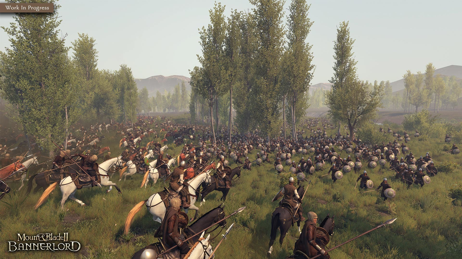 Mount & Blade II: Bannerlord [Early Access] [RePack] [2020|Rus|Eng|Multi5]