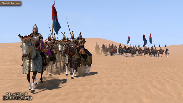 Mount & Blade 2: Banner Lord