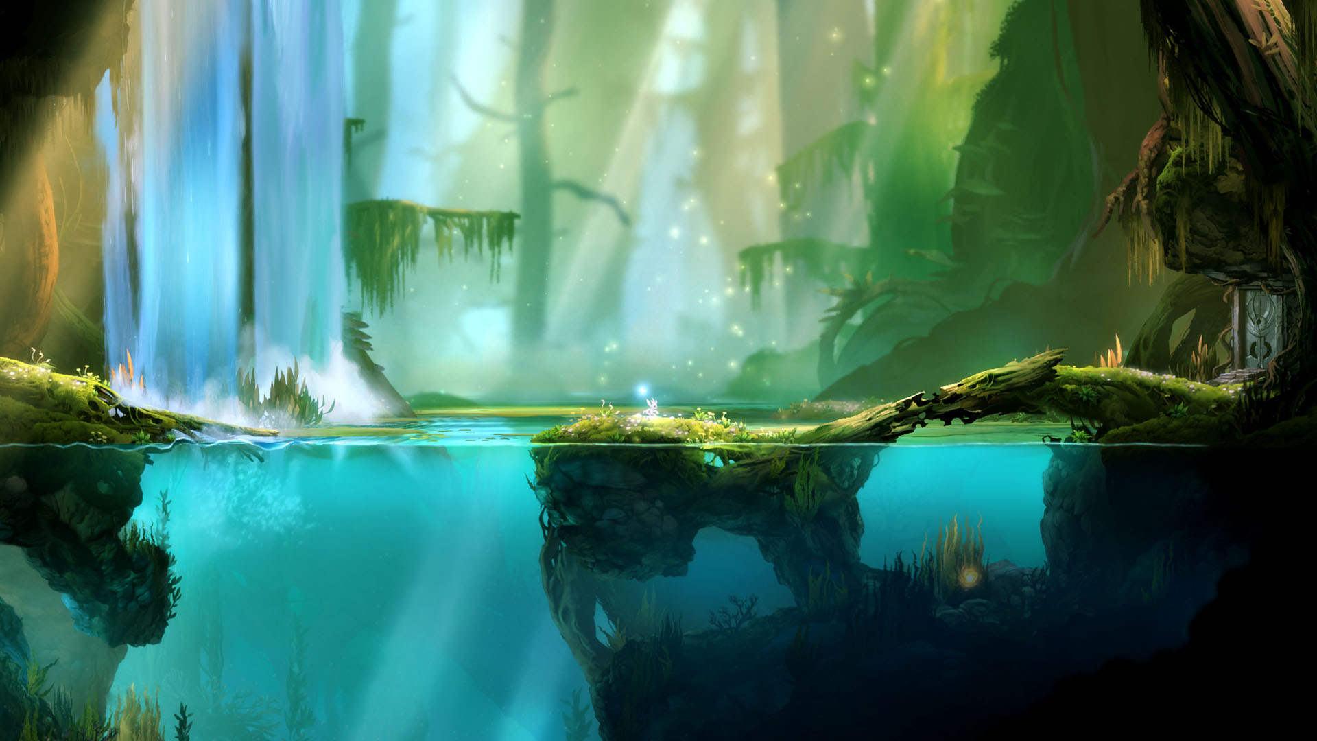Ori and the Blind Forest [RePack] [2015|Rus|Eng|Multi8]