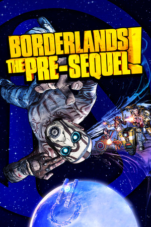 Borderlands: The Pre-Sequel poster image on Steam Backlog