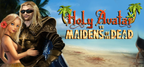 Game Banner Holy Avatar vs. Maidens of the Dead