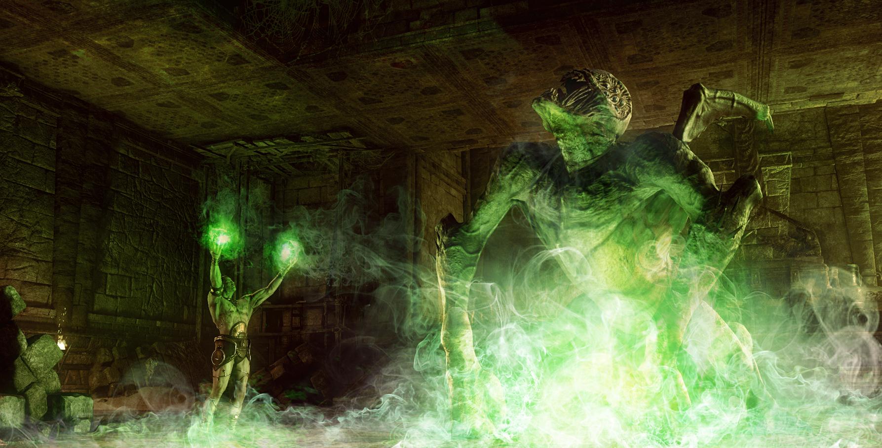 Lichdom: Battlemage screenshot 2