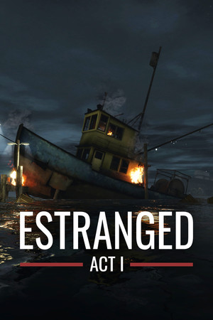 Estranged: Act I poster image on Steam Backlog