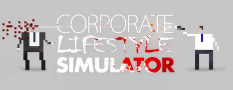 Corporate Lifestyle Simulator - 企业生活方式模拟