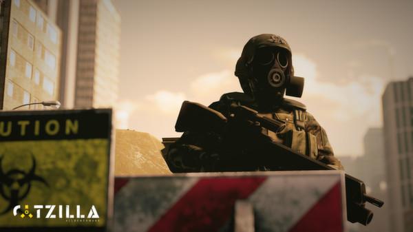 Скриншот из Catzilla