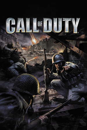 Call of Duty poster image on Steam Backlog