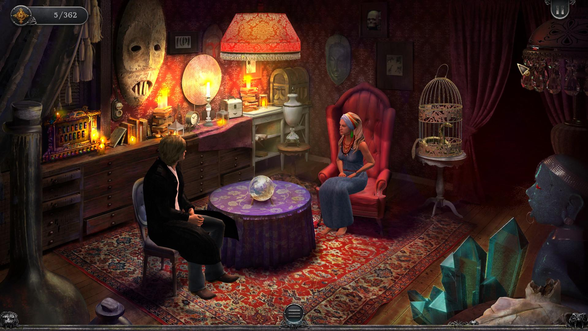 Gabriel Knight: Sins of the Fathers 20th Anniversary Edition บน Steam