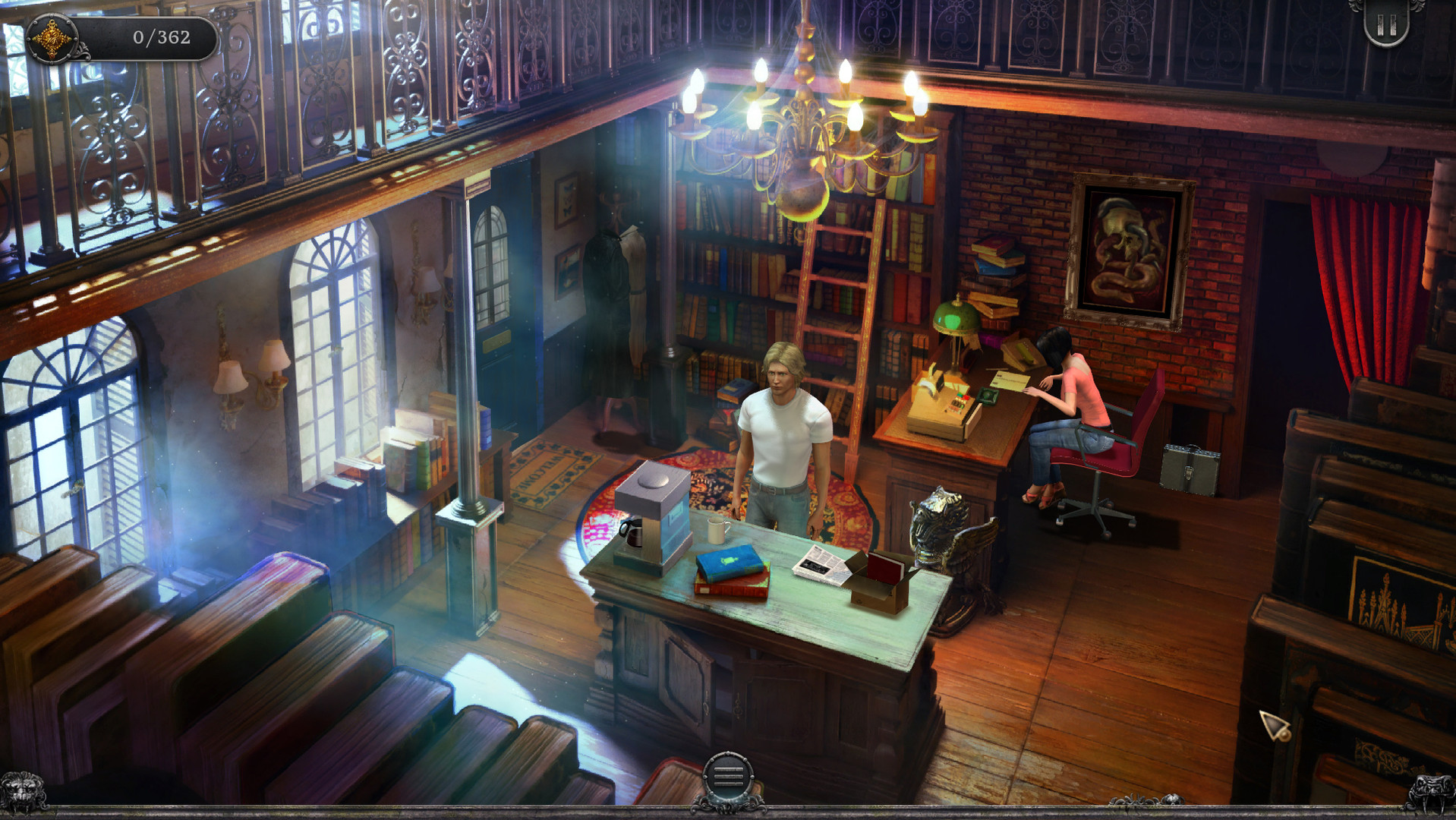 Gabriel Knight: Sins Of The Fathers 20th Anniversary Edition screenshot 1