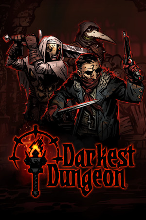 Darkest Dungeon poster image on Steam Backlog