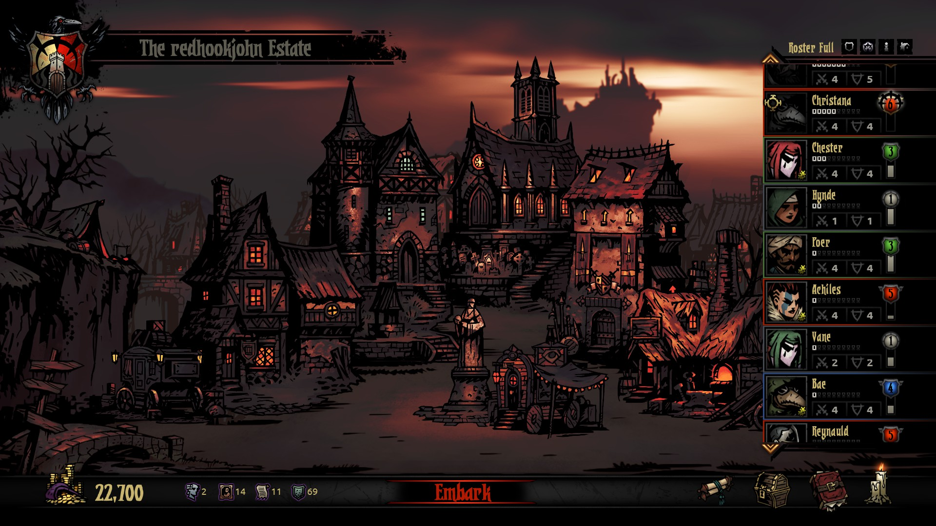 Darkest Dungeon®