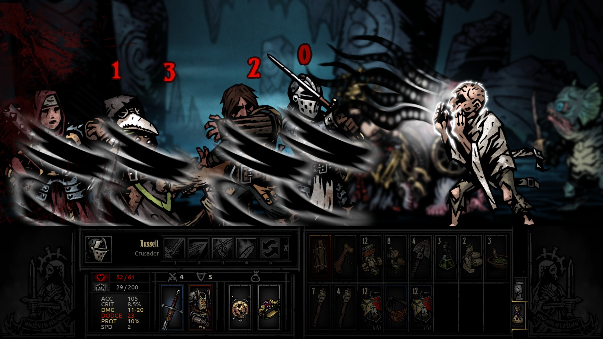 Darkest Dungeon screenshot 3