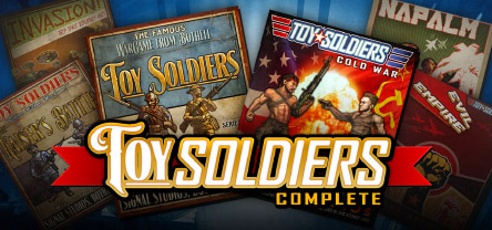 Toy Soldiers: Complete on Steam Backlog