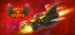 Jets'n'Guns Gold cover art