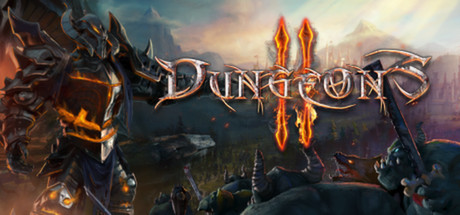 Dungeons 2 cover art