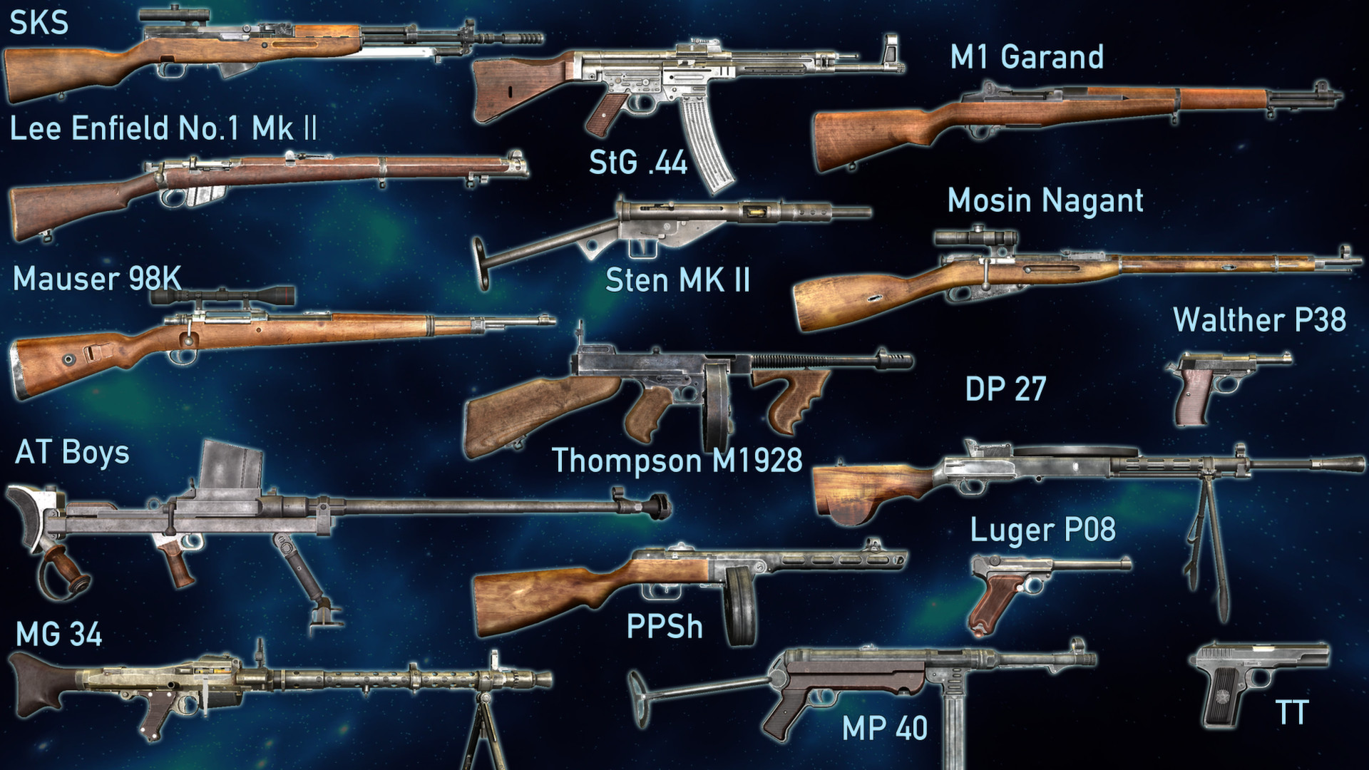 World Of Guns Gun Disassembly On Steam Each The 60 M1 Garand Parts From Az With Images Diagrams And
