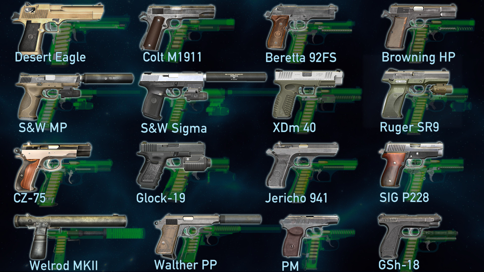World Of Guns Gun Disassembly On Steam Glock Schematic Diagram Together With 22 Parts