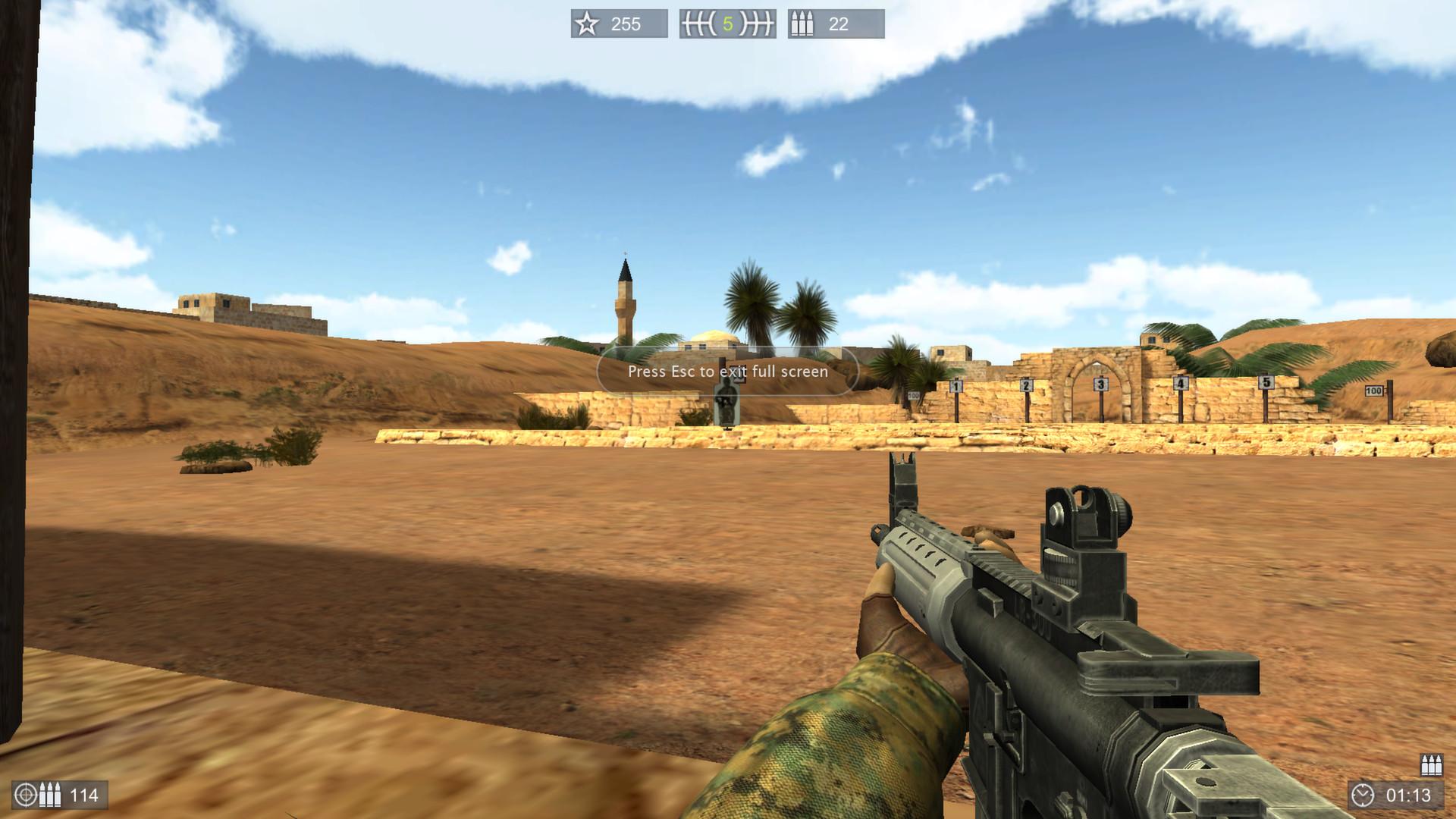 3d gun games for computer