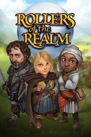 Rollers of the Realm poster image on Steam Backlog