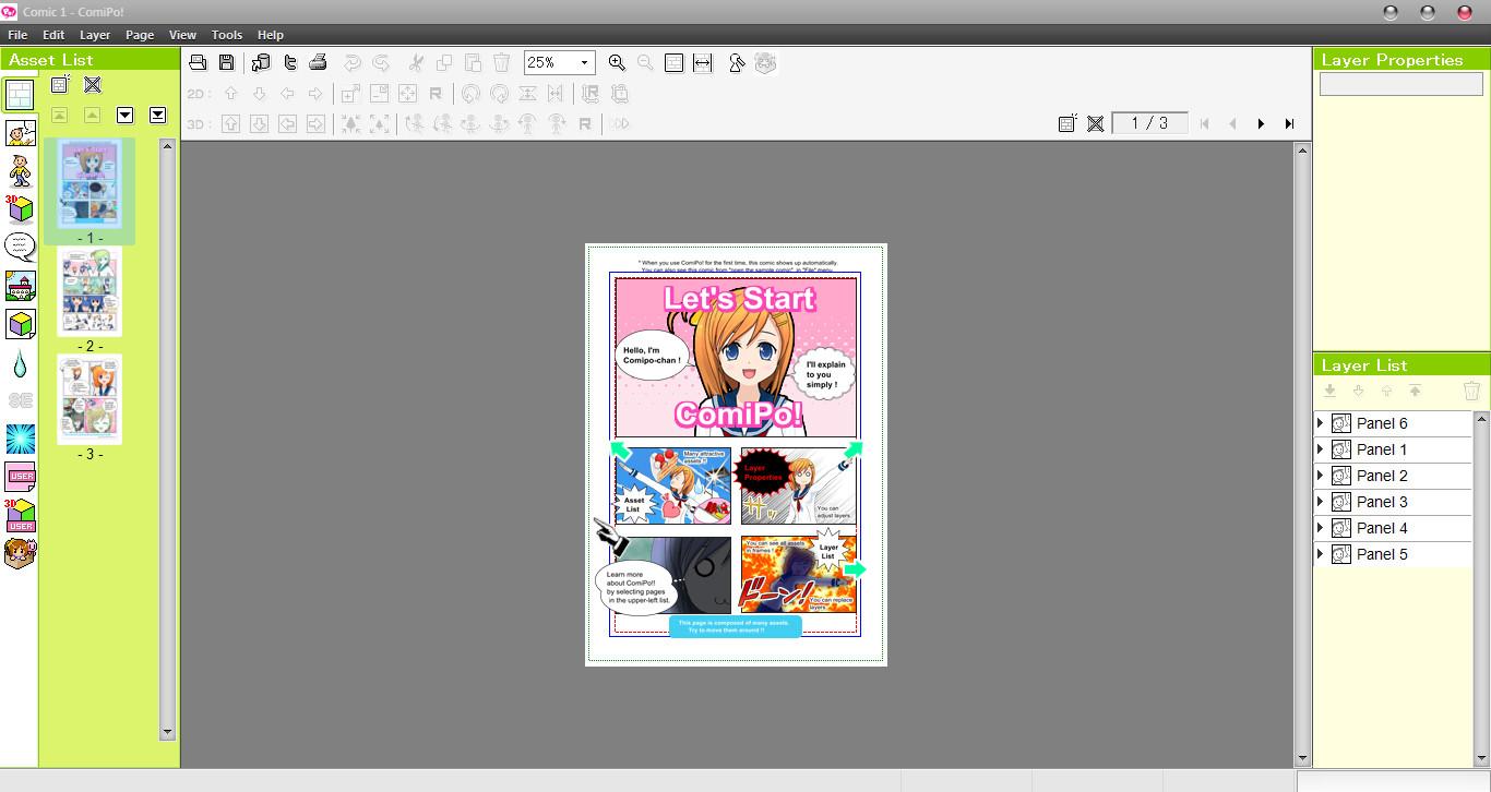 Manga maker comipo full version download bentice.