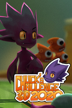 Chuck's Challenge 3D poster image on Steam Backlog