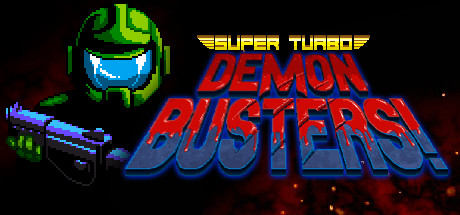 Super Turbo Demon Busters! cover art