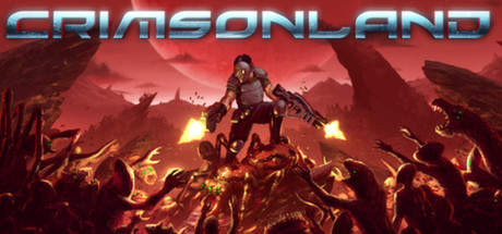 Crimsonland cover art
