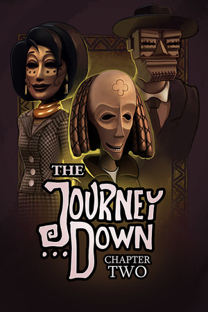 The Journey Down: Chapter Two poster image on Steam Backlog