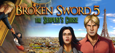 Broken Sword 5 - the Serpent's Curse cover art