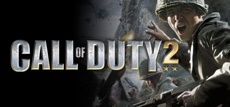 Call of Duty 2 cover art
