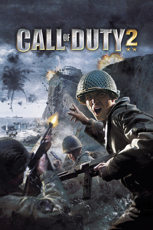 Call of Duty 2 poster image on Steam Backlog