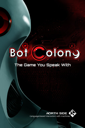 Bot Colony poster image on Steam Backlog