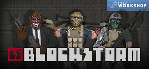 Blockstorm cover art