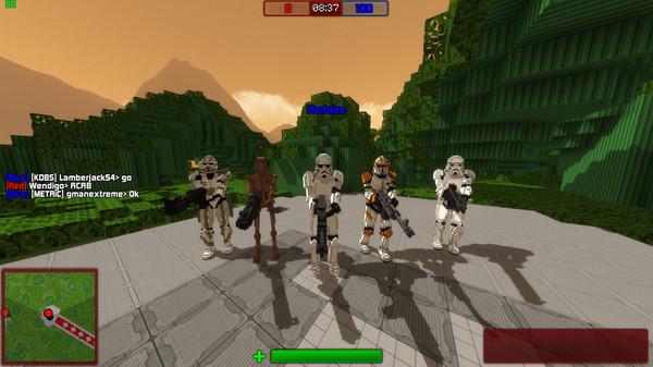 скриншот Blockstorm 1