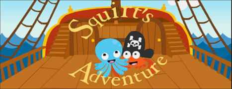 Squirt's Adventure - 喷射大冒险