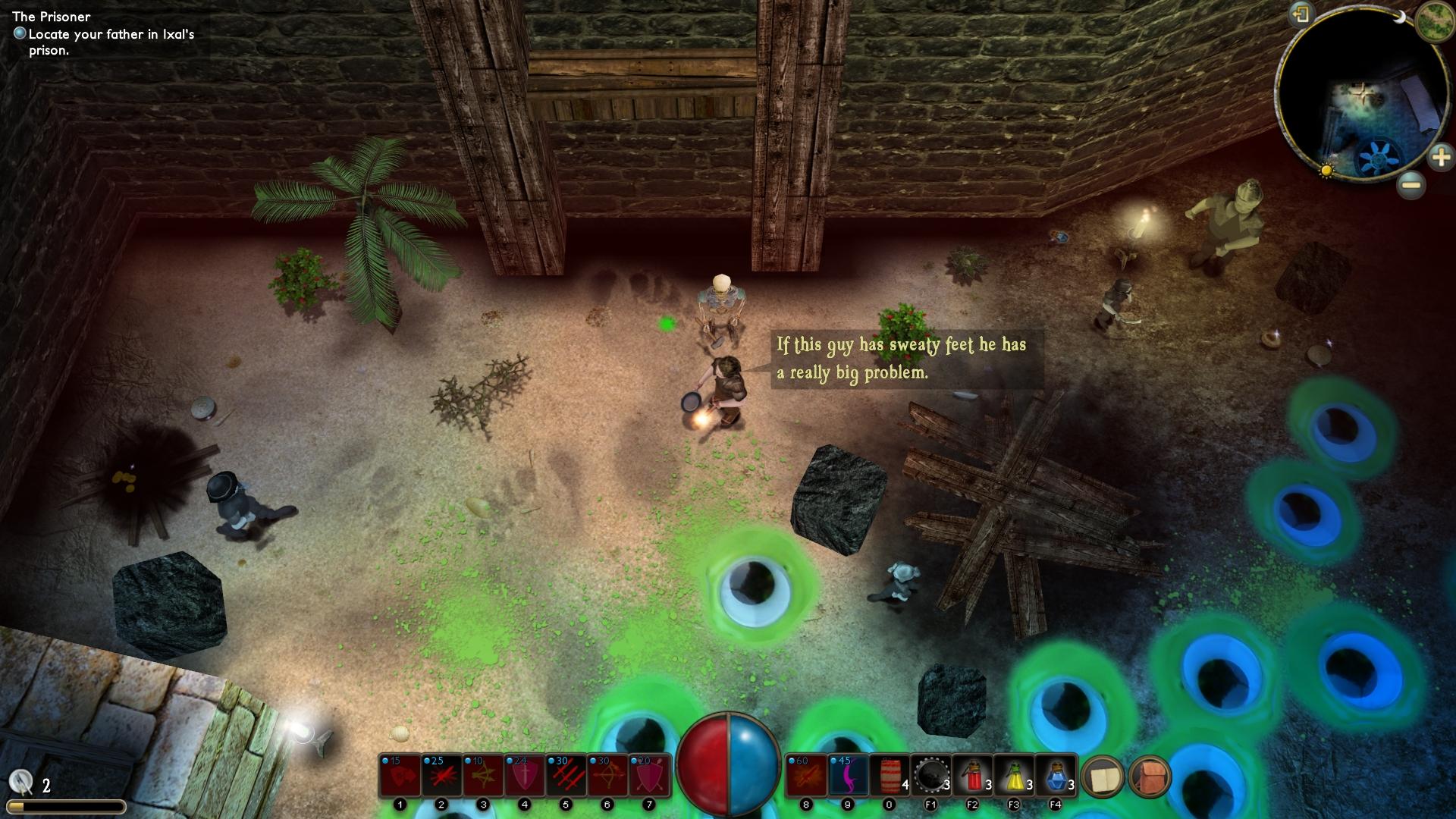 Driftmoon screenshot 3